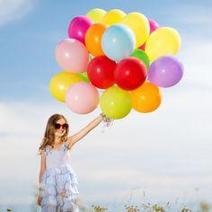 Globos de helio, tu mejor solución