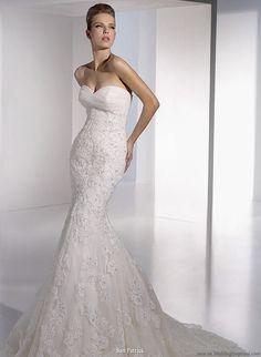 San Patrick 2010 Bridal Collection
