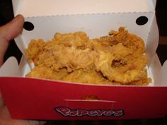 Favorite Copycat Recipes: Popeyes Chicken Fingers