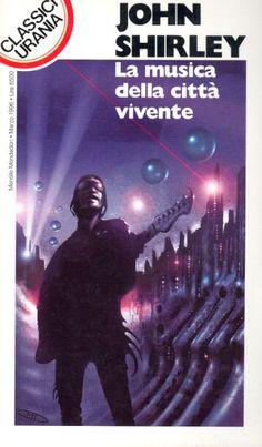 228  LA MUSICA DELLA CITTA' VIVENTE 3/1996  CITY COME A-WALKIN' (1980)  Copertina di  Marco Patrito   JOHN SHIRLEY