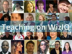 I have been teaching blended and fully online programs and the flipped classroom using WizIQ since 2007. I have been integrating WizIQ into my Moodle courses since 2009. Those who know me, realize how much I love to share what I learn. I will be giving free online classes on WizIQ. Everyone is welcome, so invite your friends and colleagues. Here's the first live online teacher training class: http://www.wiziq.com/online-class/1877396-understanding-the-wiziq-teaching-system