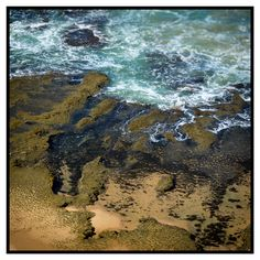 Sanctuary (2016).  The reef that juts out from the bluff and into the ocean is protected as part of the Barwon Bluff Marine Sanctuary.  Barwon Heads, Vic. Australia. Image: © Gary Light (9180, Nov 2016). Creative Commons: (CC BY-NC-ND 4.0).  #photography #walking #nature #landscape #victoria #australia #barwonheads