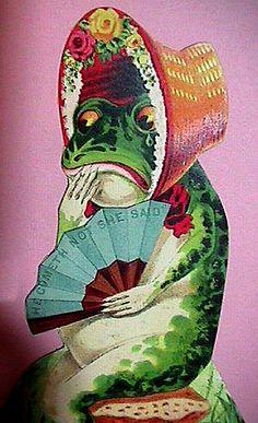 Lady Frog