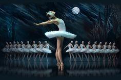Le Lac des Cygnes, Irina Kolesnikova et le Saint-Pétersbourg Ballet Théâtre au Théâtre des Champs-Elysées