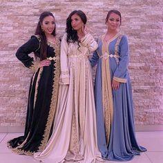 Morrocan Dress, Moroccan Caftan, Arab Men Fashion, Muslim Fashion, Teen Fashion Outfits, Girl Fashion, Retro Fashion, Chica Cool, Oriental Dress