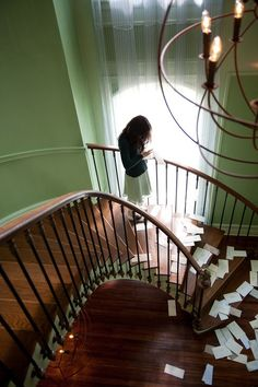 Stoker, i want a staircase like this one