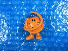 1971 Mr. Tickle Mr Men Little Miss PVC Rare by RetroPixelsAndToys c5649531bf5f