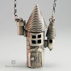 http://polandhandmade.pl/ #polandhandmade, #metalclay, #galeriaes