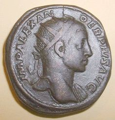 More than 2500 coins from a wide array of ancient cultures, including hundreds of coins from ancient Rome and ancient Greece.