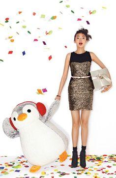Party penguin!