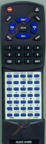 TOSHIBA Replacement Remote Control for 72783960, MW27H62, WCSBH21 by Toshiba. $20.78. This is a custom built replacement remote made by Redi Remote for the TOSHIBA remote control number 72783960. *This is NOT an original  remote control. It is a custom replacement remote made by Redi-Remote*  This remote control is specifically designed to be compatible with the following models of TOSHIBA units:   72783960, MW27H62, WCSBH21  *If you have any concerns with the remote a...