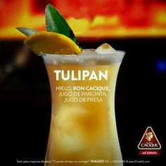 Drink Tulipan