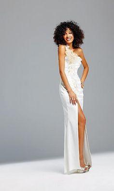 Unique Designer Dress by Faviana 6572 FA-6572  www.dresseswd.com  Style: FA-6572  Name: One Shoulder Faviana Dress