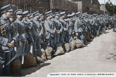 Fotos colorizadas trazem Primeira Guerra à vida 67