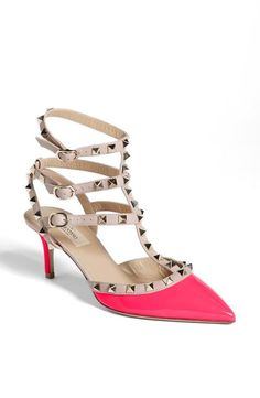 Rockstud pump by Valentino