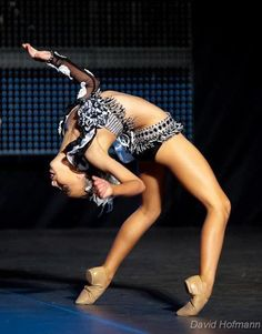 Sophia Lucia: one of the best dancers I have ever seen in my life