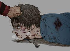 New Nightmare, Nightmare On Elm Street, Horror Film, Horror Movies, Creepy Games, Freddy's Nightmares, Horror Villains, Borderlands Art, Saints Row