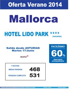 www.delunademiel.es Oferta junio a mallorca desde asturias