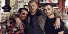 """Documentary """"Eagles Of Death Metal: Nos Amis (Our Friends)"""" To Debut On HBO In Feb. 2017"""