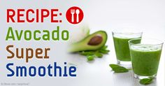 Avocados are low in fructose, rich in healthy monounsaturated fat, and research has confirmed its ability to benefit vascular function and heart health. http://articles.mercola.com/sites/articles/archive/2015/03/22/avocado-smoothie-recipe.aspx