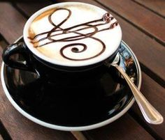 Coffee music