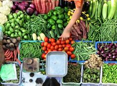 Non-starchy vegetables are a low carbohydrate, vitamin, mineral and fiber rich food. People with diabetes need to eat more non-starchy vegetables.