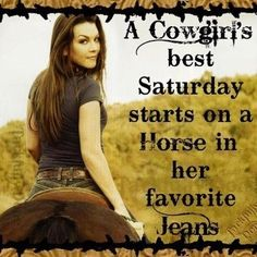 and preferably at horse camp! :)