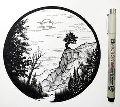 Pen and ink artwork                                                                                                                                                                                 More