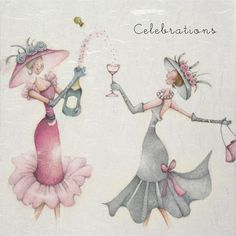 Cards » Celebrations » Celebrations - Berni Parker Designs