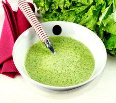 Potage de laitue | Dès 12 mois | Envie de bien manger http://www.enviedebienmanger.fr/idees-recettes/recettes-pour-bebe