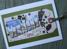 Sweet Basil Cards by Megan Humphrey