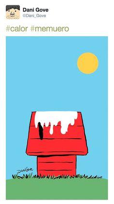 Snoopy in the Tropics #compartirvideos #imagenesdivertidas #videowatsapp