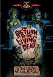 Return of the Living Dead. Brainsss
