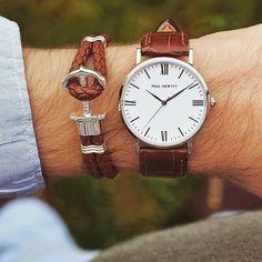 Nice watch and bracelet