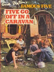Five Go Off in a Caravan (TV) by Enid Blyton