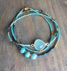 "Wrap bracelet/Necklace 21"""