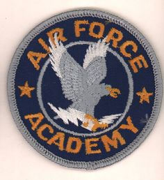 Air Force Academy USAF  Patch