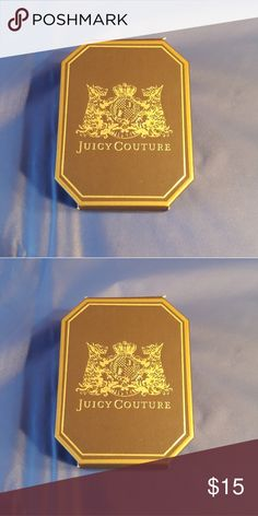 4768e82ec319 Selling this Juicy Couture Peace Necklace on Poshmark! My username is   mzjendez.