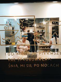 Bästa restauranger i Gdansk. Piroger