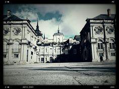 Palacio Real. La Granja de San Ildefonso.