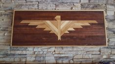 """Reclaimed pallet wood. By """"Phoenix Maide"""""""