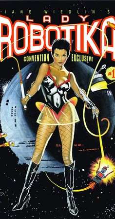who lady robotika the inter galactic rock n roll sexy Jane Wiedlin, Jerry's Kids, The Rules Of Attraction, The Wild Thornberrys, Drew Carey, Demon Baby, Archive Footage, The New Batman, Josie And The Pussycats