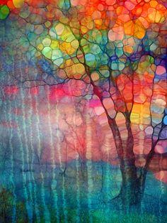 The Circus Tree, Tara Turner, Fine Art America ...