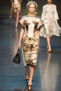 Dolce & Gabbana Spring 2014 – Vogue