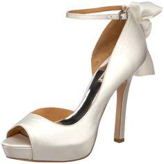 elegant shoes | Badgley Mischka Fuller Platform Pump