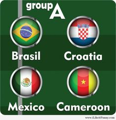 fifa world cup brazil 2014 group a brazil croatia cameroon mexico world cup schedule f98744