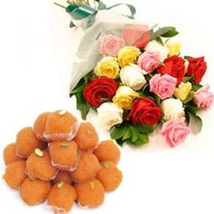 Make them Surprised with the Combo Of Sweets & Roses and your Warm Wishes to your Dearest through Shop2Hyderabad.com