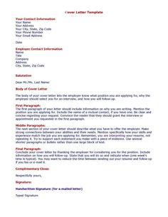 Sample Job Promotion Cover Letter Cover Letter Examples LetterCover ...