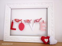 Great Ideas -- 25 Valentine's DAY ♥ Projects to Make!!