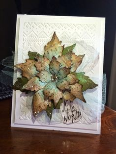 Memories & More Classes: A Tim Holtz Christmas, with Maresa